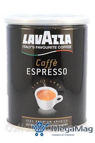Кофе молотый LAVAZZA Espresso ж/б 250г, фото 2