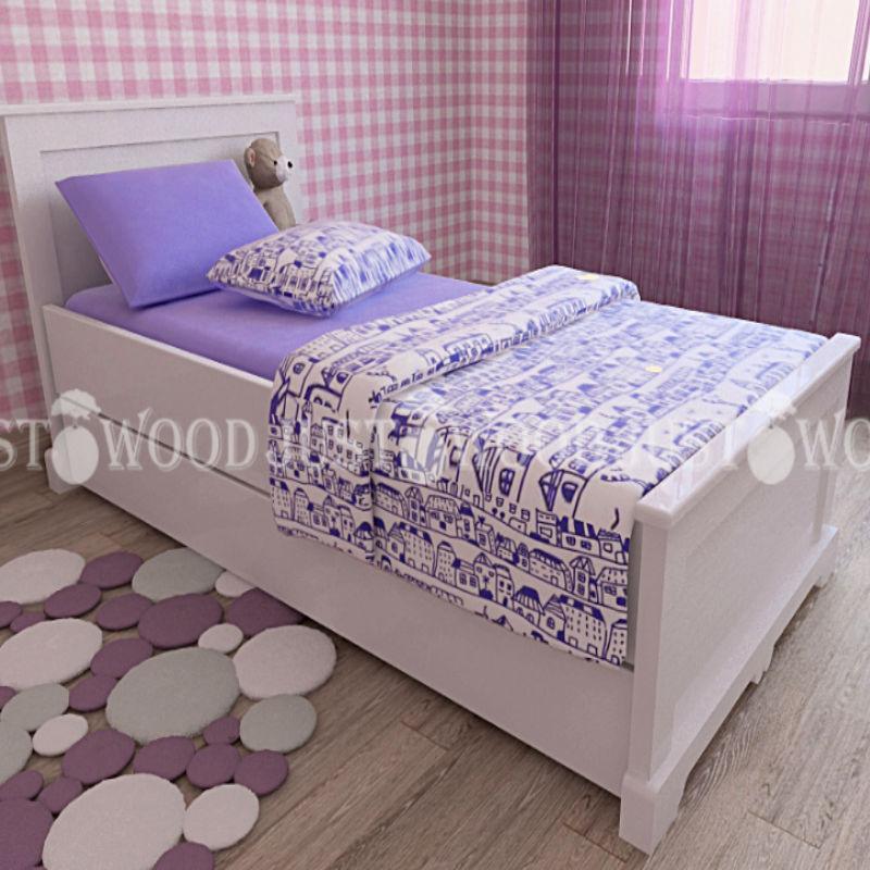 Детская кровать «Ариэль» JustWood