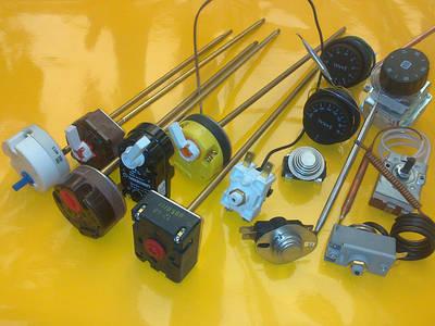 12-я группа Терморегуляторы , отсекатели ( аварийка ) , регуляторы к духовкам , таймера