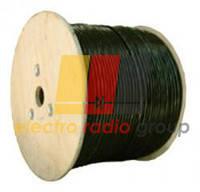 Витая пара Dialan FTP+M Сat.5Е 4PR 0,48 мм CCA PVC+PE Outdoor 305 м