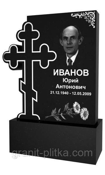 Установка и доставка гранитных мемориалов  - КП  Гранит в Житомире