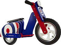 Беговел Kiddi Moto Scooter деревянный (BB)