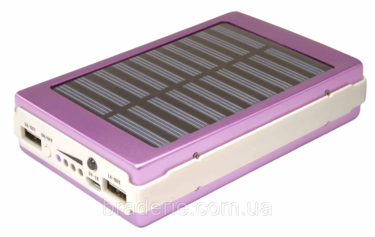 Power Bank Solar 20 Led Light 30000 mAh