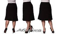Эффектная  женская юбка  размер 52-58