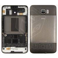 Корпус для мобильного телефона HTC T8585 Touch HD2, серый