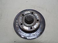 Диск тормозной задний AUDI A4, B5, 8D0615601B