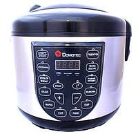 Мультиварка Domotec DT-518 на 5 л, мультиварка скороварка на 15 программ  Мультиварка Domotec DT-518 это прост