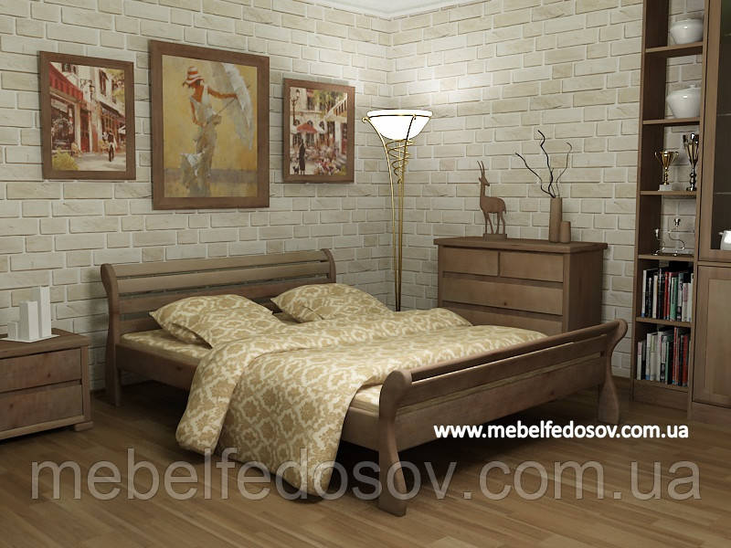 Кровать Верона односпальная 90 (Мебигранд/Mebigrand) 970х2170(2270)х790мм