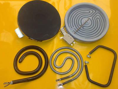 14-я группа Тэны , нагреватели для электроплит бытовых и промышленных