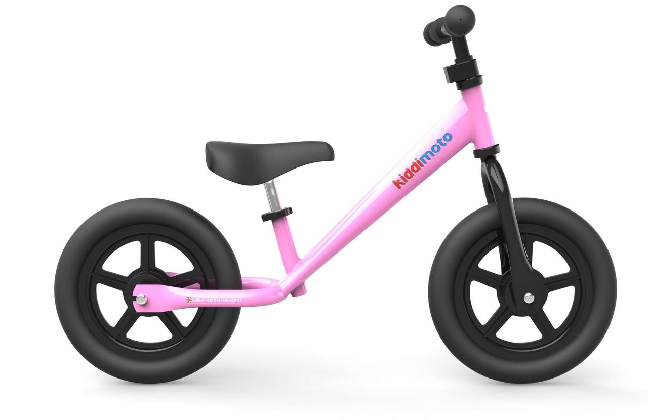 Беговел Kiddimoto Super Junior стальной (BB)