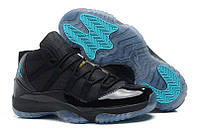 "Кроссовки Nike Air Jordan 11 Retro ""Black/Gamma Blue"""