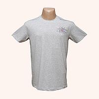 Мужская турецкая футболка качественный пошив 14046-6
