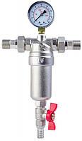 """Самопромывной фильтр холодной и горячей воды Fado 1/2"""""""