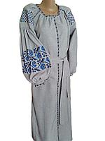 """Жіноче вишите плаття """"Мегі"""" (Женское вышитое платье """"Меги"""") PN-0038"""