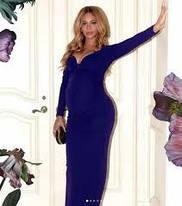 Сколько денег беременная Бейонсе тратит на одежду?