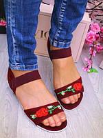 Модні жіночі босоніжки Туреччина