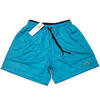 Шорты плавки Lacoste синие