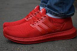 Чоловічі Adidas Ultra Boost червоні