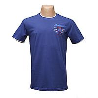 Мужская стрейчевая футболка Lycra тм. BY Walker. пр-во Турция 12133