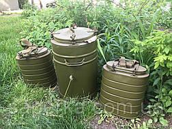 Термос армейский пищевой 12 литров. ТВН 12, фото 2