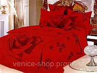 Стильное красное Постельное белье Le Vele