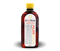 Синбад - желтая скипидарная эмульсия для ванн с облепиховым маслом