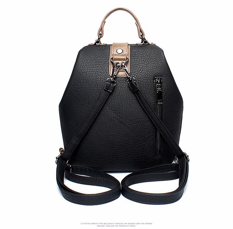 a4a0f1e69be4 Сумка рюкзак женский с меховым помпоном (черная): продажа .