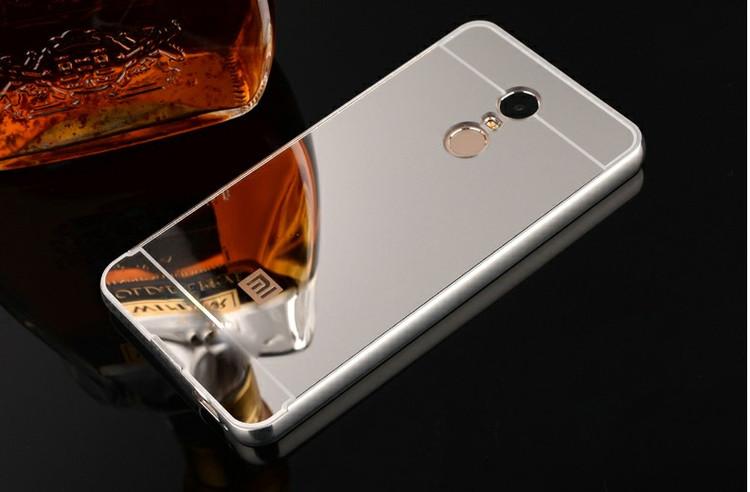 Алюминиевый чехол для  Xiaomi Redmi Note 4X