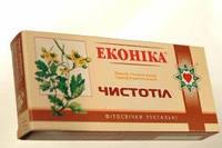 Фитосвечи из растительных экстрактов Чистотел №10