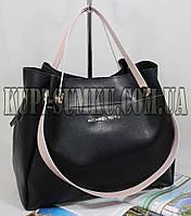 Стильная модная вместительная сумка