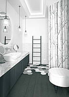 Электрический полотенцесушитель-лестница Primavera 1600*500, Black