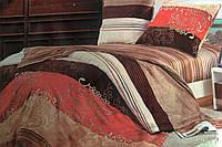 Постельное бельё полуторное тм Тет-а-тет бязь голд люкс B-077