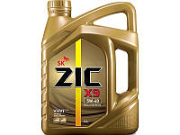 Моторное масло ZIC X9 5W-40 (Канистра 4л)