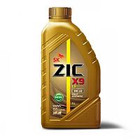 Моторное масло ZIC X9 5W-40 (Канистра 1л)