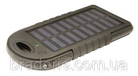 Power Bank Solar Power Led 10800 mAh