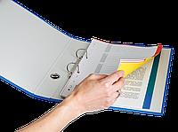 Індекс-розділювач цифровий А4, 5 поз., кольор., з листом опису