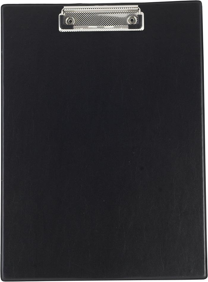 Кліпборд А4, PVC, чорний