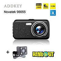 Видеорегистратор ADDKEY Novatek NTK96655