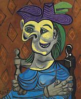 Портрет любовницы Пикассо продали на Сhristie's за $45 миллионов