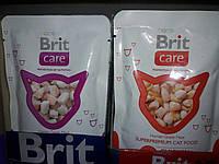 Жидкие корма для кошек Brit