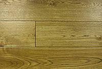 """Трехслойная однополосная паркетная доска """"Дуб Антик"""", 15х160х1000-2200 мм."""