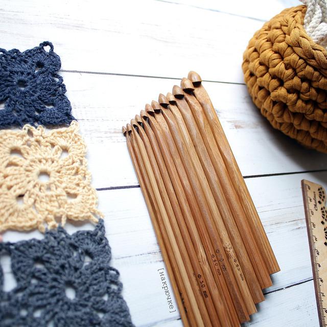 Наборы крючков для вязания