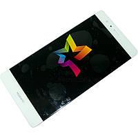 Дисплей для мобильного телефона Huawei P9, белый, с тачскрином, ORIG