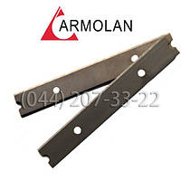 Лезвия к  скребку Armolan 10 см 10 шт