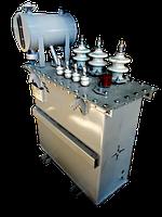 Трансформатор масляный ТМ-40-10/0.4 У1