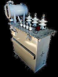 Трансформатор масляный ТМ-63-10/0.4 У1
