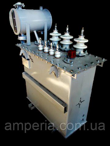 Трансформатор масляный ТМ-100-10/0.4 У1