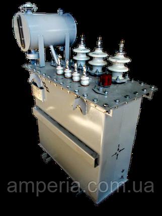 Трансформатор масляный ТМ-100-10/0.4 У1, фото 2