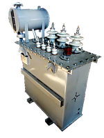 Трансформатор масляный ТМ-400-10/0.4 У1