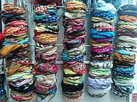 Женский шарф-хомут в ассортименте